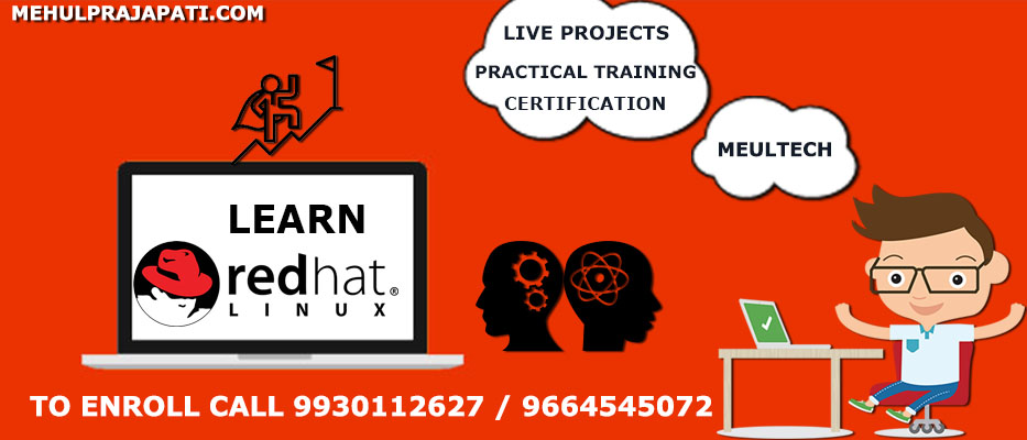 Linux Administration Training in Mumbai - MeulTech