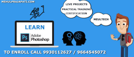 Adobe Photoshop Classes In Mumbai