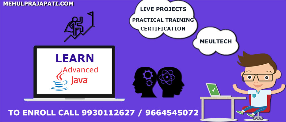 Advanced Java Courses in Mumbai | Live Projects Training