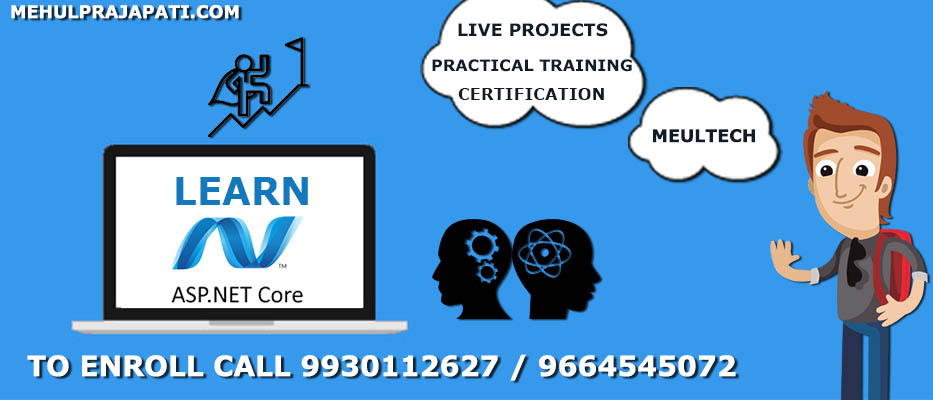 Asp Core And Dot Net Training Meultech