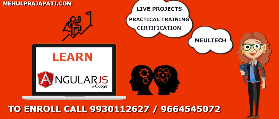 Best Angularjs Training Mumbai, Frontend developer Course