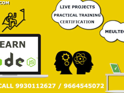 NodeJS Training In Mumbai