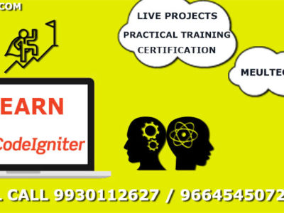 Codeigniter Training Course in Mumbai