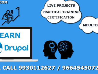 Drupal Training Course