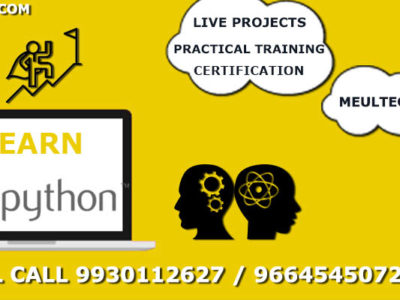 Python Training in Mumbai