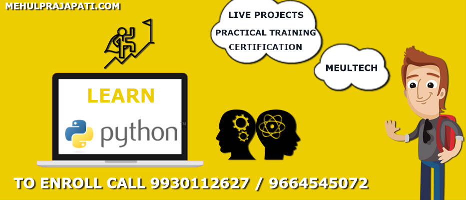 Python Training in Mumbai - MeulTech | Data Science & Analytics Course