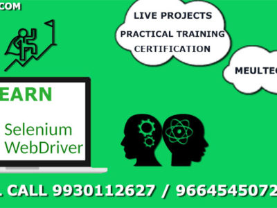 Selenium Training Course In Mumbai