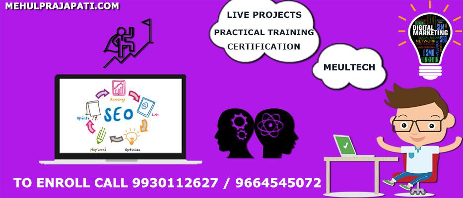 Seo Training Digital Marketing Training Mumbai
