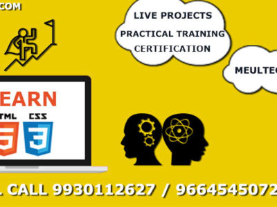 HTML Training Institute in Mumbai