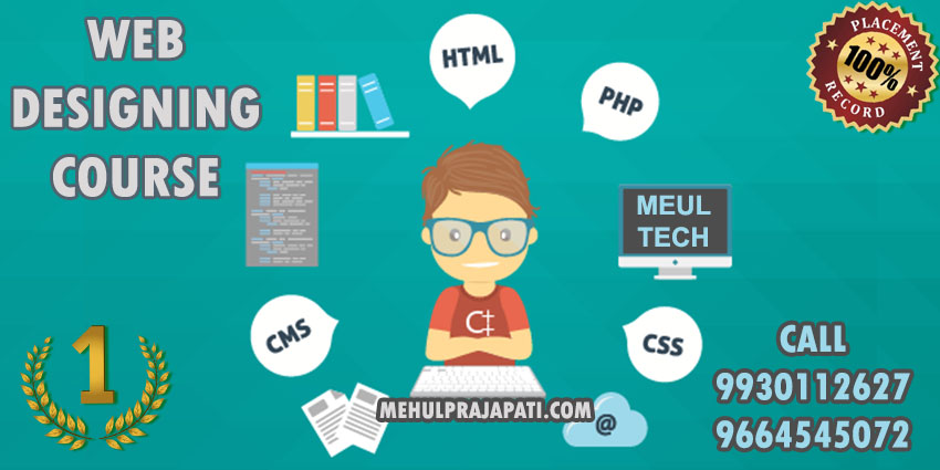 Learn Web Design | Web Designining Course Learn Web Design Classroom Training Mumbai
